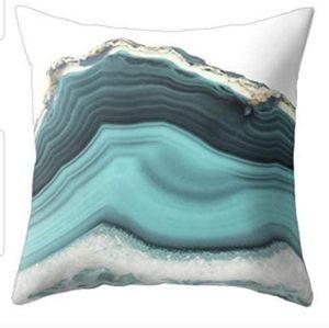 Abstract Modern Design Pillow 18x18 NWT
